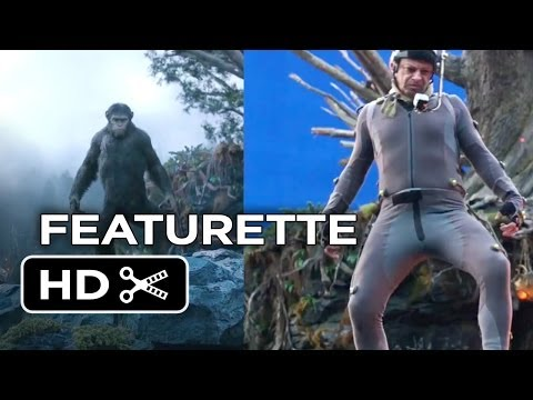 Dawn Of The Planet Of The Apes Featurette  WETA 2014  Andy Serkis SciFi Movie HD