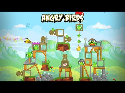 Angry Birds Android Gameplay [1080p/60fps]