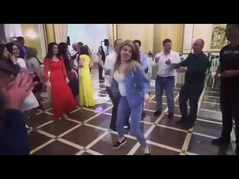 Дикий танец пьяной