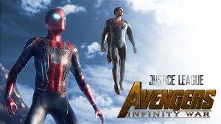 JUSTICE LEAGUE v AVENGERS: Infinity War | Trailer [HD]