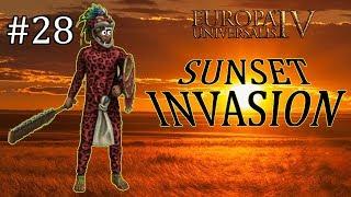 Europa Universalis IV - Aztec - EU4 Achievement Sunset Invasion - Part 28