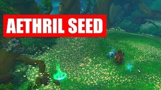 Aethril Seed - How to Plant - Location