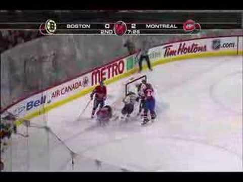 Bruins @ Canadiens 4/22/08 Game 7