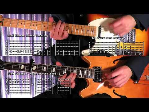 The Hellcat Spangled Shalalala - Arctic Monkeys  ( Guitars Only + Tabs )