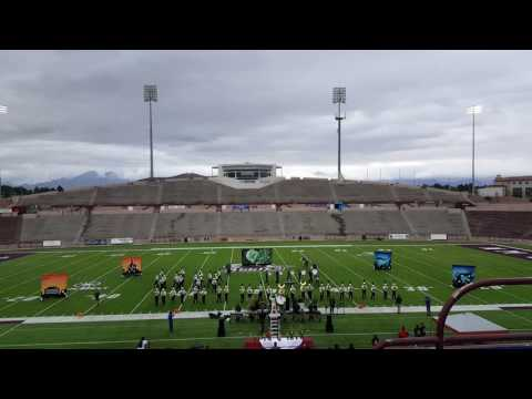 El Paso High SCHOOL Band 2016 TOB Prelims