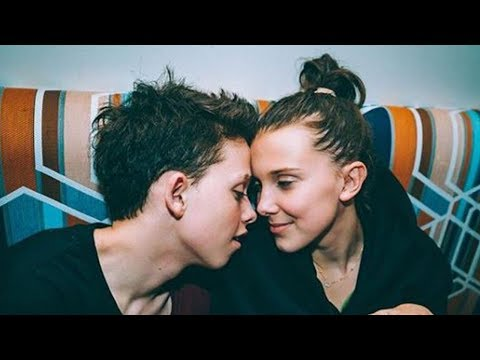 Millie Bobby Brown & Jacob Sartorius SLAY Duet of His Song