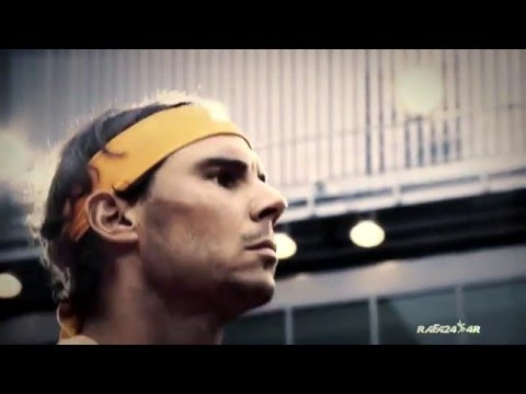 Rafael Nadal - Born to Play Tennis [HD]