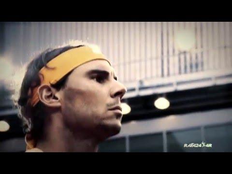 Rafael Nadal - Born to Play Tennis [HD]