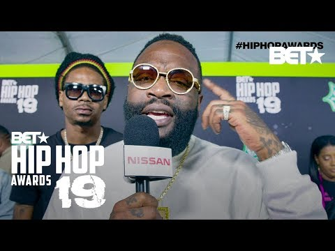 Rick Ross, Chance The Rapper, Young Dolph & More On How They Embody Hip Hop! | Hip Hop Award '19