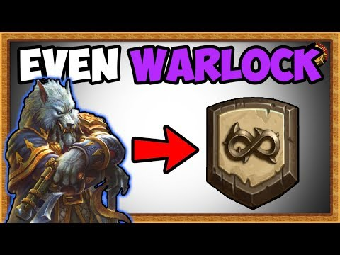 Hearthstone: Even Warlock Before It's Gone