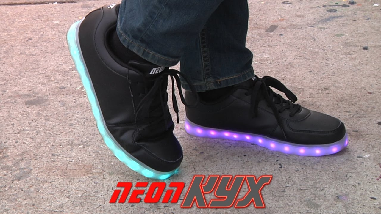 Neon Kyx from Yvolution - YouTube