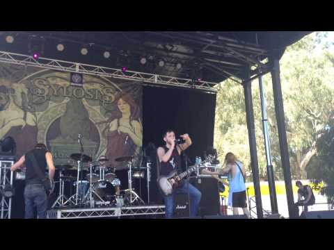 Sylosis - Full Concert in Adelaide - Soundwave festival 2013 Part 1