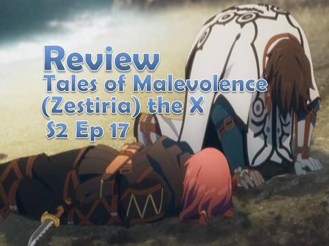 Tales of Zestiria the X - Social Anime