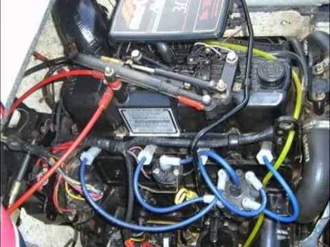 Force 50 Wiring Diagram For Sale 1990 Bayliner Capri 3 0 Mercruiser With