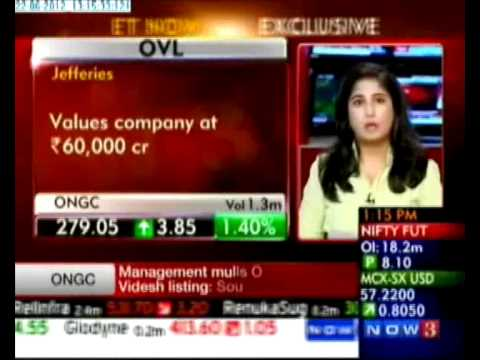 ONGC VIDESH IPO LIKELY?