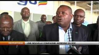 Une nouvelle compagnie aérienne au Congo