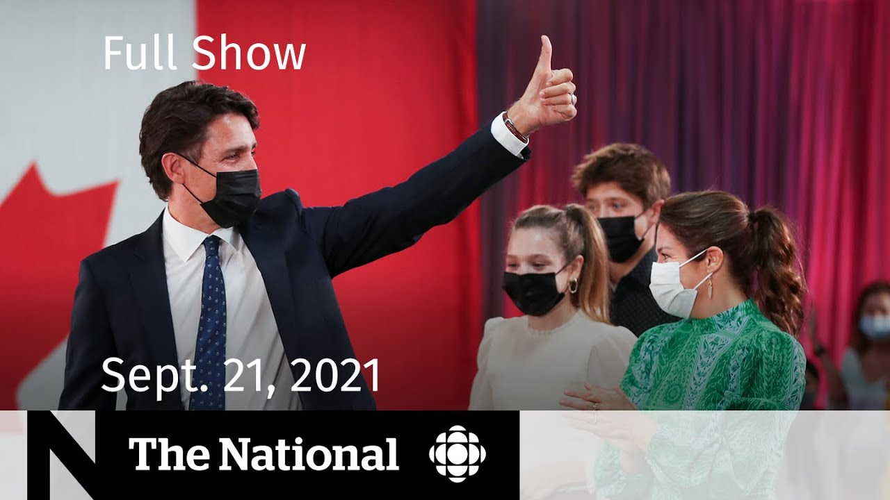 Download CBC News: The National   New Trudeau government, Alberta cabinet shuffle, Vaccines for kids