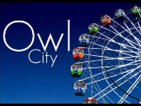Owl City~Rainbow Veins