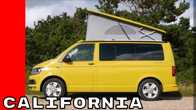 2016 vw california beach t6 youtube. Black Bedroom Furniture Sets. Home Design Ideas
