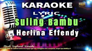 Suling Bambu Karaoke Tanpa Vokal