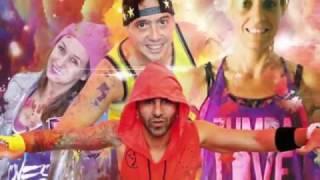Elvis Crespo Guayo -Zumba Ricky Andrade, Alekssander França, Sonia Vasconncelos, Rocio Valero