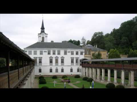 Christophe Rousset harpsichord recital 13 June 2006 in the castle of Lysice