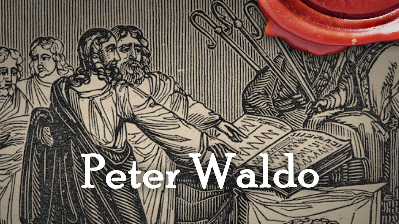 Download The Life of Peter Waldo
