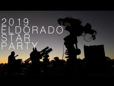 ELDORADO STAR PARTY 2019