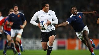 FROM THE VAULT: Mils Muliaina try v France (2009)