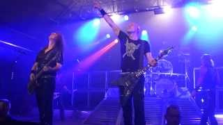 Accept - Princess of the Dawn - Blind Rage Tour 2014 - Tonhalle München