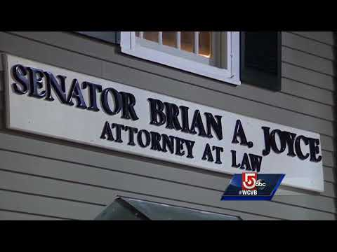 Former state Sen. Brian Joyce charged with racketeering