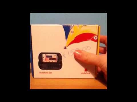 NEW! Vodafone 553 unboxing!
