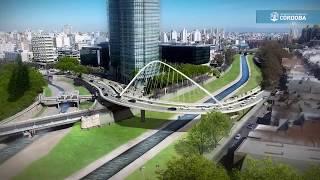 Comenzó la construcción de un puente crucial para la ciudad de Córdoba