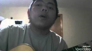 Giá như anh lặng im - Guitar cover by Vũ Quốc Liêm