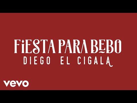 Diego El Cigala - Fiesta Para Bebo (Cover Audio)