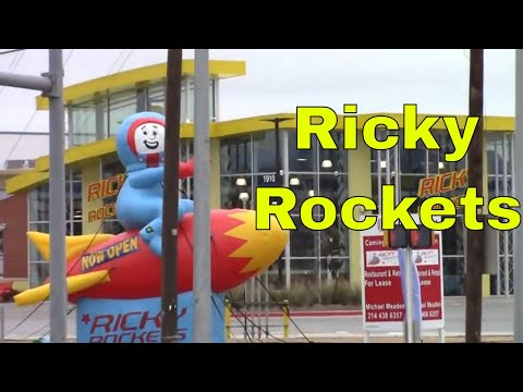 Ricky Rockets Convenience Store Family Mart Information Dallas Garland Texas USA Jamesss Today