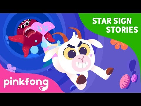 Naughty Capricorn | Star Sign Story | Pinkfong Story Time for Children