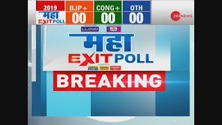 Maha Exit Poll: Modi vs Rahul in 2019 Lok Sabha Elections