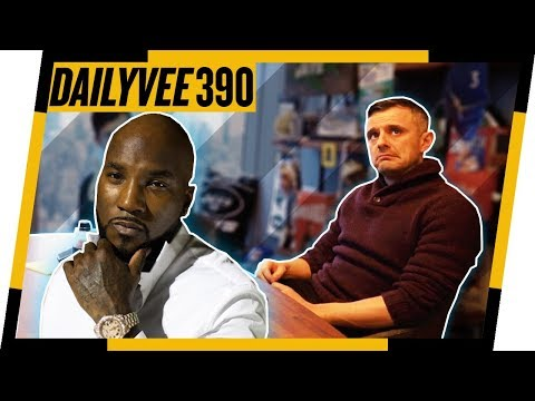 Meeting With Jeezy on Buying Dying Brands to Flip for Millions | DailyVee 390