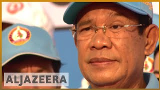 🇰🇭 Cambodia ruling party claims election victory in largely unopposed poll | Al Jazeera English