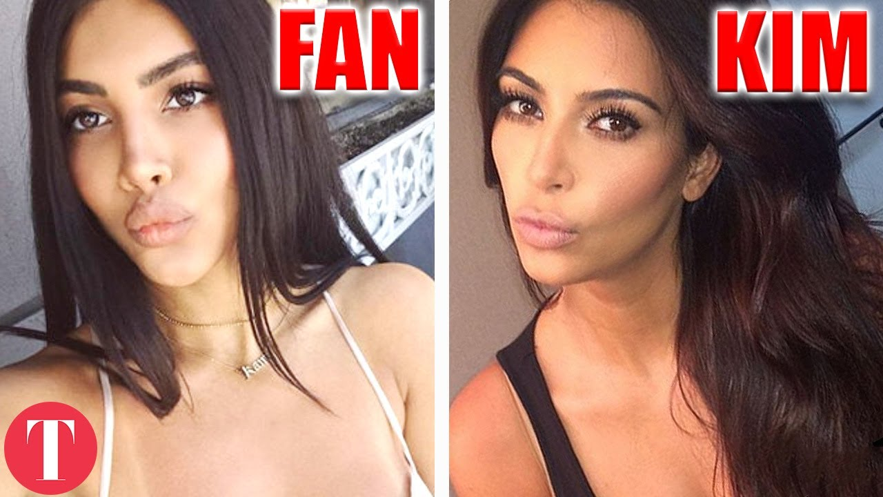 10 Fans Who Paid A Ridiculous Amount To Look Like The Kardashians