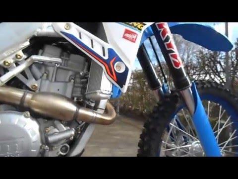 Loreno Race- TM Racing TM EN 250 Fi 2016 - Overview