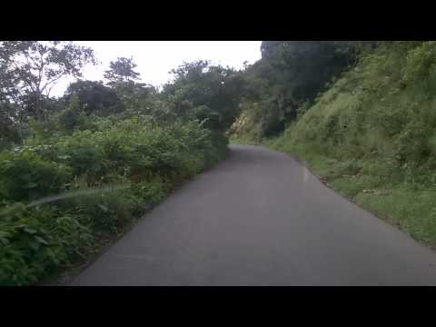 A Drive through Charmadi Ghat Road.