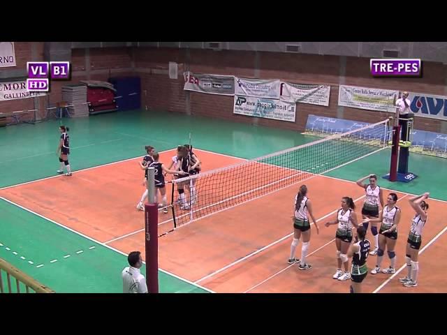Trevi vs Pesaro - 4° Set