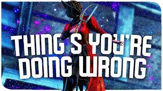 Dead By Daylight - Thing's You're Doing Wrong! - DBD Tips & Tricks!
