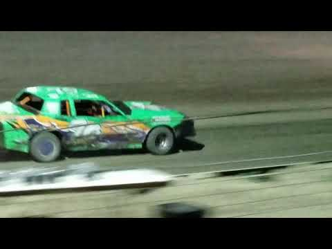 8-11-17 Wagner Speedway feature race