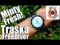 Minty Fresh - Traska Freediver - Review & Live Q&A!