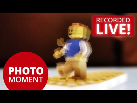 Stop-Motion Animation on LUMIX Cameras ► Using the GH5 —PhotoJoseph's Photo Moment 2017-05-17