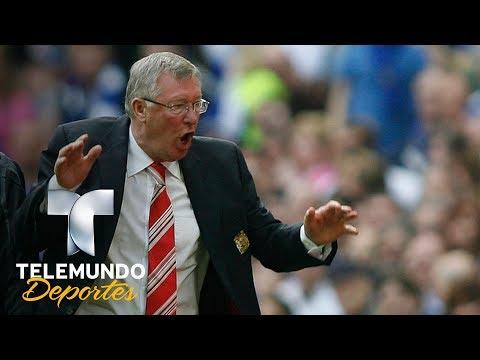 Revelan quién incrustó una pizza en la cara de Alex Ferguson | Videos Virales | Telemundo Deportes