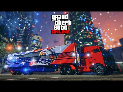 USA vs UK Independence Weekend BATTLE 2017 w/ Lui Calibre, GTAWiseGuy & VinewoodMotors (GTA Online)